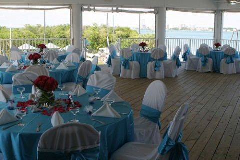The Clearwater Community Sailing Center Has Onsite Parking And Seats Up To 150 Guests For Dinner Is Perfect Private Waterfront Wedding Venue