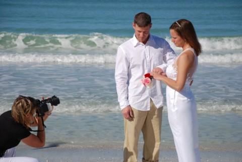 Wedding Photographers Serving Clearwater St Pete Beach Treasure Island Fl