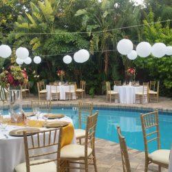 Fantastic Florida Beach House Weddings Simple Weddings Interior Design Ideas Apansoteloinfo
