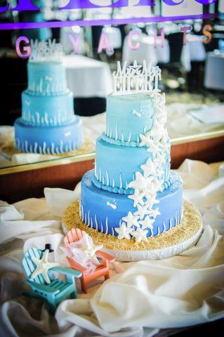 yacht-cake