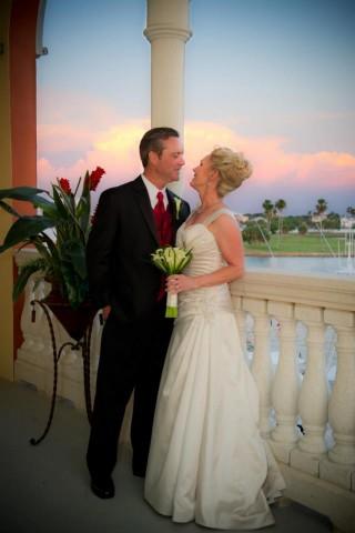 Treasure Island Community Center Wedding