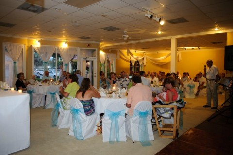 Florida Wedding Receptions At Bayside Banquets Simple