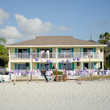 Florida Beach House Weddings Simple Weddings