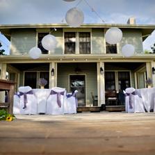 Florida Beach House Weddings Simple
