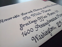 Did you remember to invite the president simple weddings the honorable barack obama and mrs obama the white house greetings office room 39 1600 pennsylvania avenue nw washington dc 20500 m4hsunfo