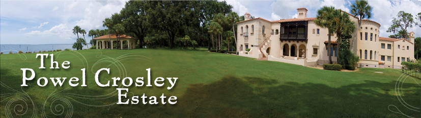 If You Re Looking For The Upscale Elegance Of A Waterfront Mansion Wedding In Florida Look No Further Than Powel Crosley Estate Near Sarasota