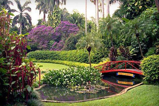 Image result for sunken gardens